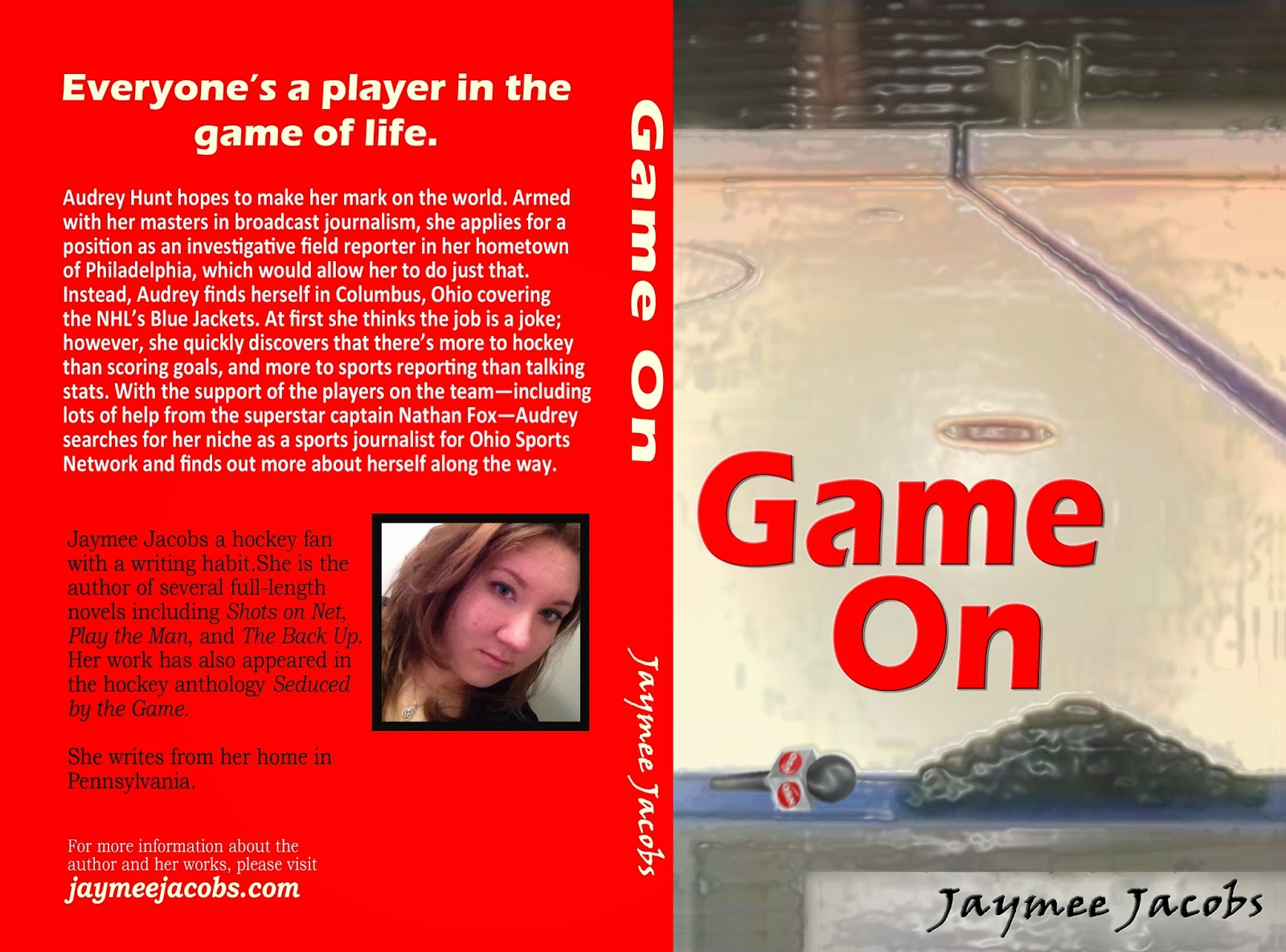 http://www.amazon.com/Game-On-Jaymee-Jacobs/dp/1497465575/ref=tmm_pap_title_0?ie=UTF8&qid=1403101550&sr=8-1