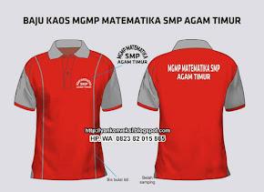 SERAGAM MGMP MATEMATIK SMP