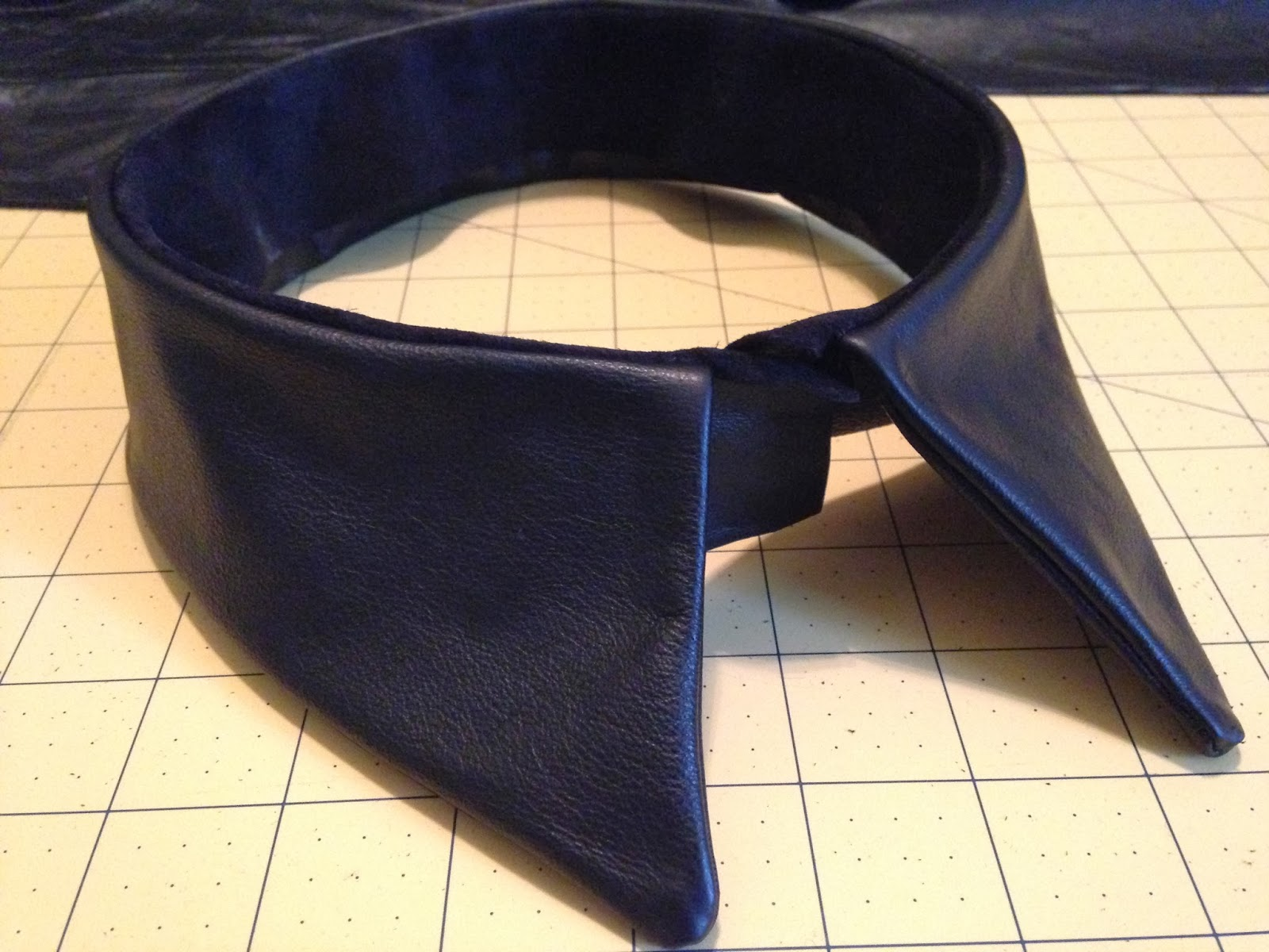 Ulterior Alterations: DIY Removable Leather Collar