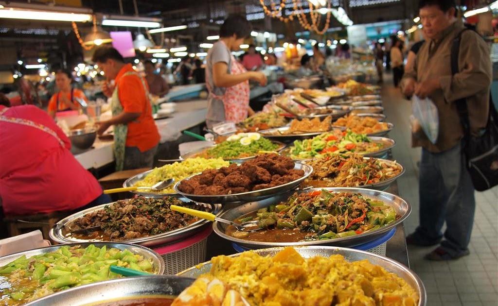 I love thai recipes thai food in thailand for Thailande cuisine