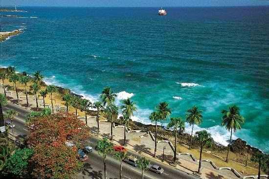 Santo Domingo de Guzman city