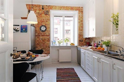 dapur cantik1 30 Ide Desain Dapur yang Cantik dan Menarik