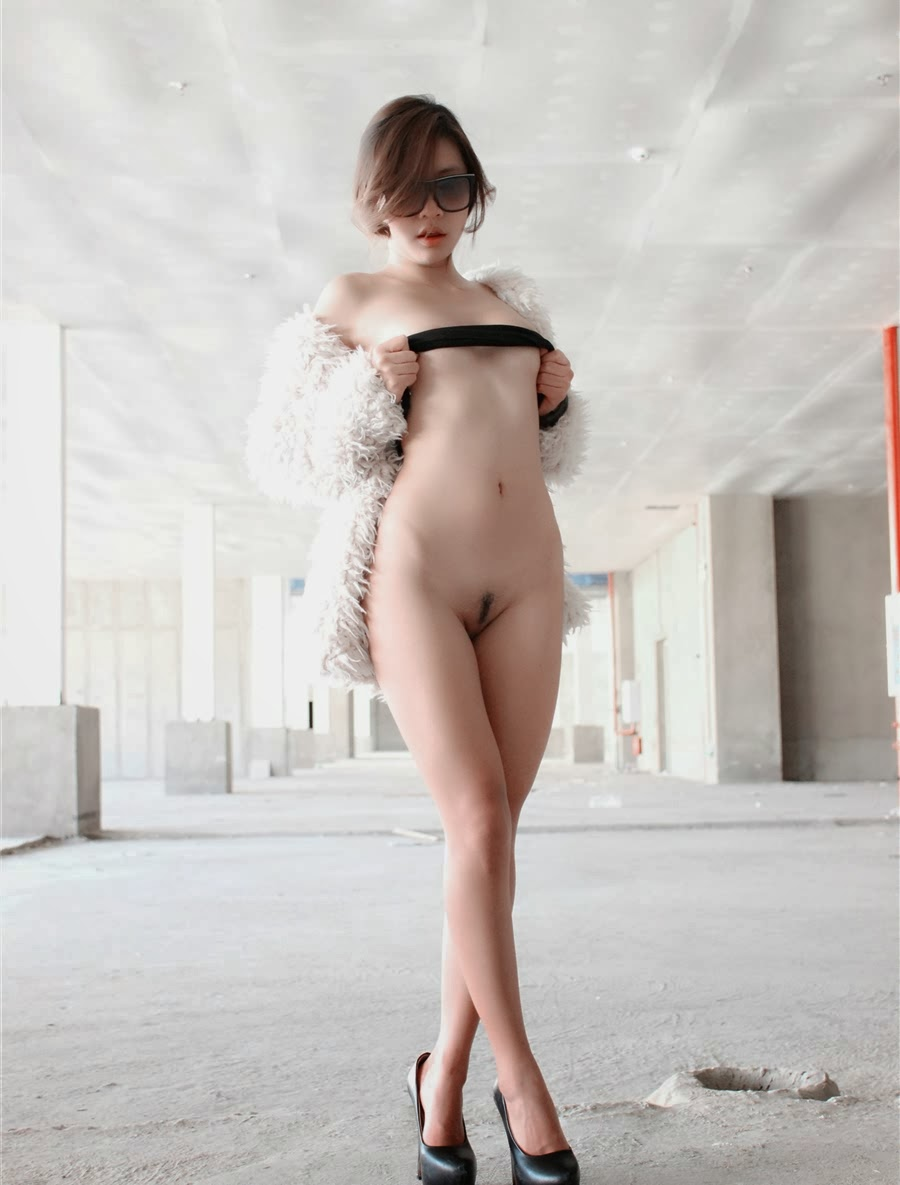 Chinese Public nudity
