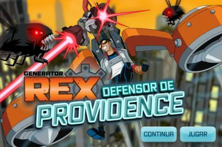 generador rex juegos