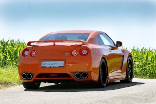 Koenigseder Nissan GTR Pictures