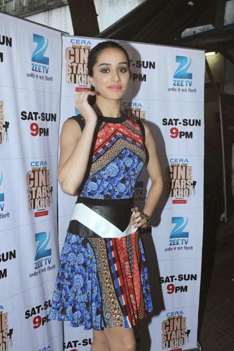Haider Movie Team at India's Best Cine Stars Ki Khoj Sets Photos