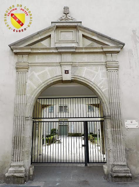 SAINT-NICOLAS-DE-PORT (54) - Couvent de la Congrégation Notre-Dame