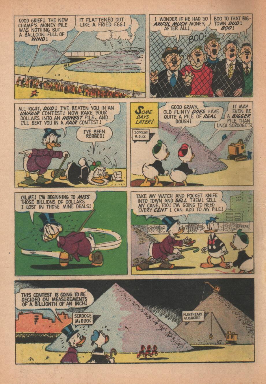 Uncle Scrooge (1953) Issue #27 #27 - English 16