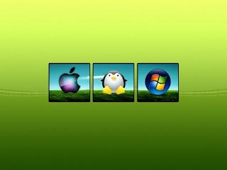 Mengetahui antara Windows, Linux dan Mac OS