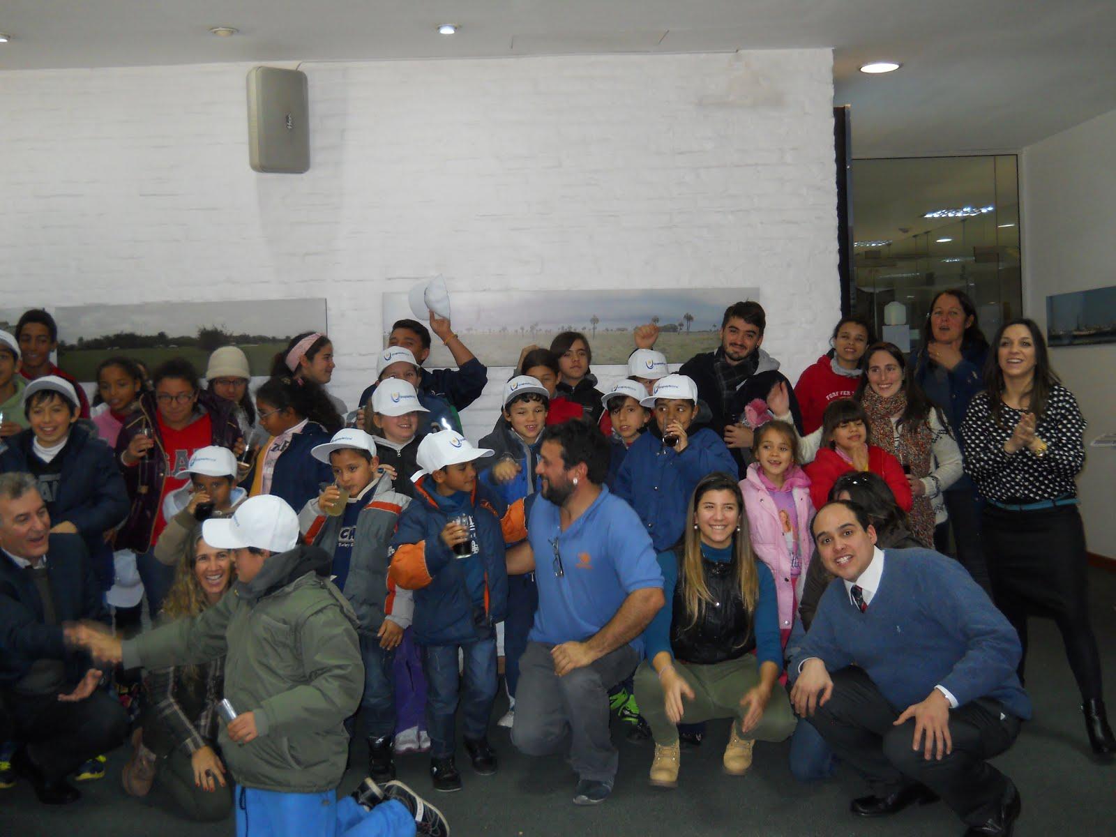 Lanzamiento de la Temporada de Ballenas 2015 en Montevideo - 22-7-2015