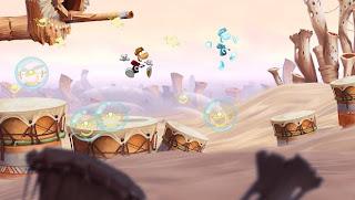 Rayman Vita Review