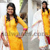 Nekha Yellow Salwar