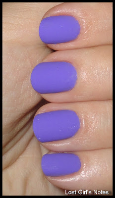 color club pucci-licious with matte top coat