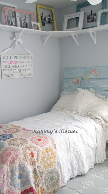 Shabby Chic Little Girl's Room {Kammy's Korner}