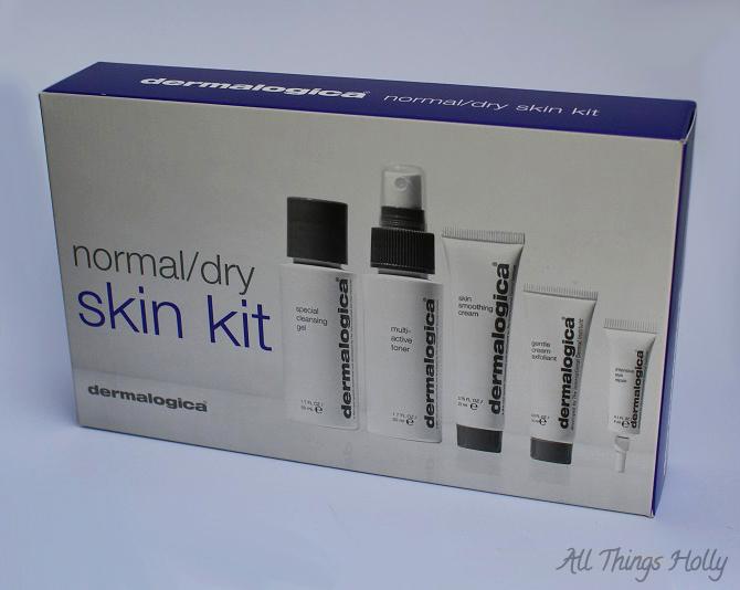 dermalogica reviews dry skin