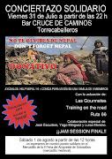 Concierto Solidario con Nepal