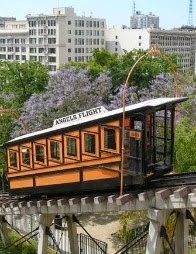 Mascot of the Month: Angels Flight