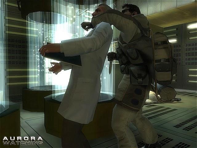 لعبة الاكشن والمهمات الخطيرة Aurora Watching كاملة حصريا تحميل مباشر Aurora+Watching+2