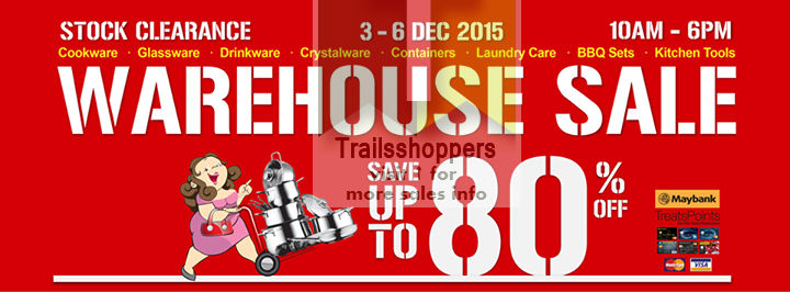 Katrin BJ Warehouse Sale up to 80% OFF Subang Jaya