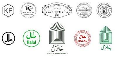 Logo - logo halal
