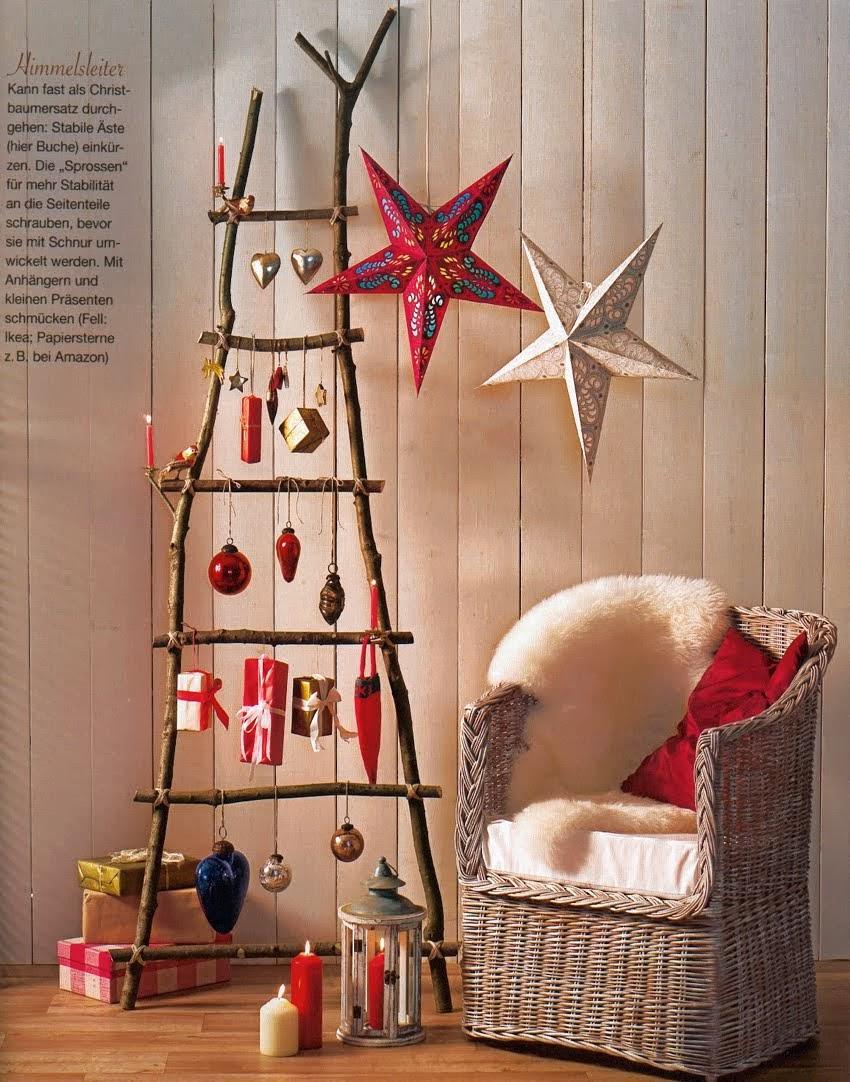 * Nezvyčajné vianočné stromčeky *