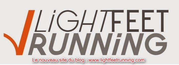 LE PLAISIR DE COURIR /  COURIR LEGER - LIGHT FEET RUNNING