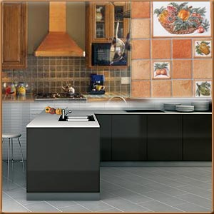 Kitchen Floor Tile Designs on Design Ideas  Kitchen Tiles   Choosing Acceptable Flooring Coverings