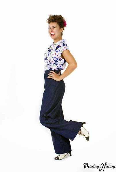 Wearing History of California Smooth Sailing Trousers