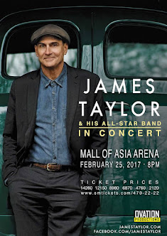 James Taylor Live in Manila