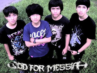 God For Messiah Band Deathcore Surabaya jawa Timur Foto Personil Images Logo Artwork Cover Wallpaper