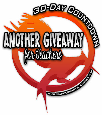 Win a Catching Fire novel and stationery set!