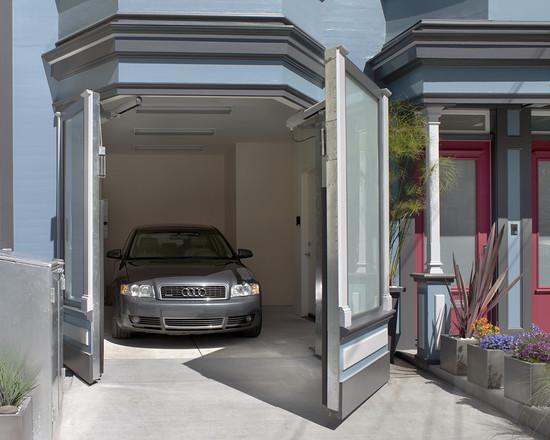 Desain Garasi Rumah Minimalis