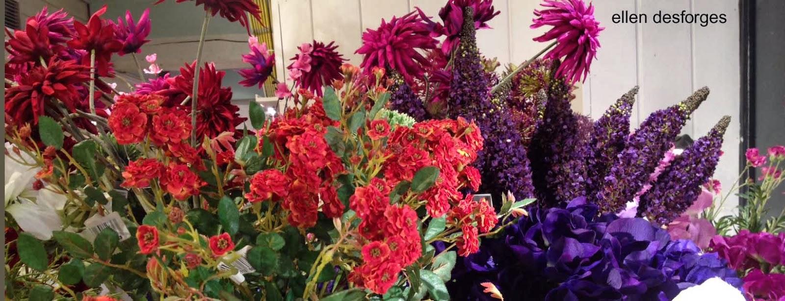 Ellen desforges soldes d 39 hiver ellen desforges remise for Soldes fleurs artificielles