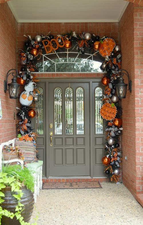 one fabulous mom halloween decorating some faves from pinterest