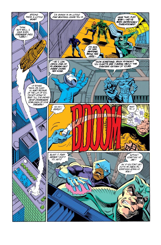 Captain America (1968) Issue #386 #319 - English 23