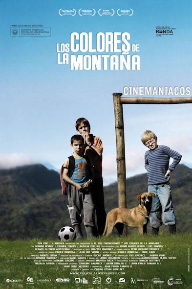 Los Colores de la Montaña DVD Full NTSC Español Latino