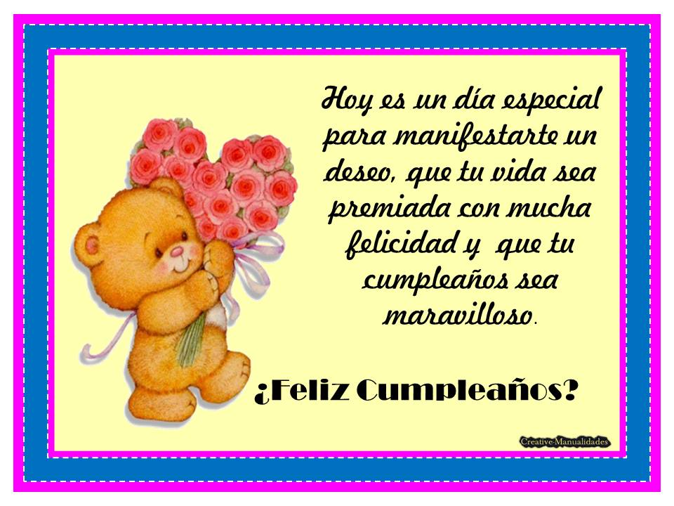 feliz cumpleanos quotes - photo #1