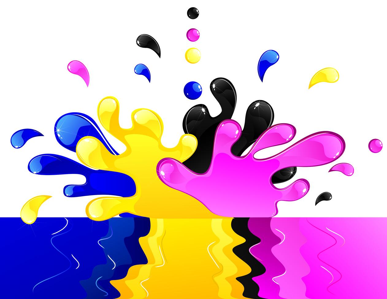 CMYK Colors Wallpapers Set 2 - HQ Wallpapers - Desktop Wallpapers