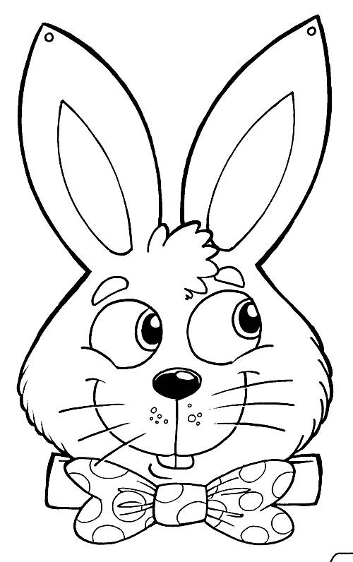 Image Result For Hare Coloring Pages