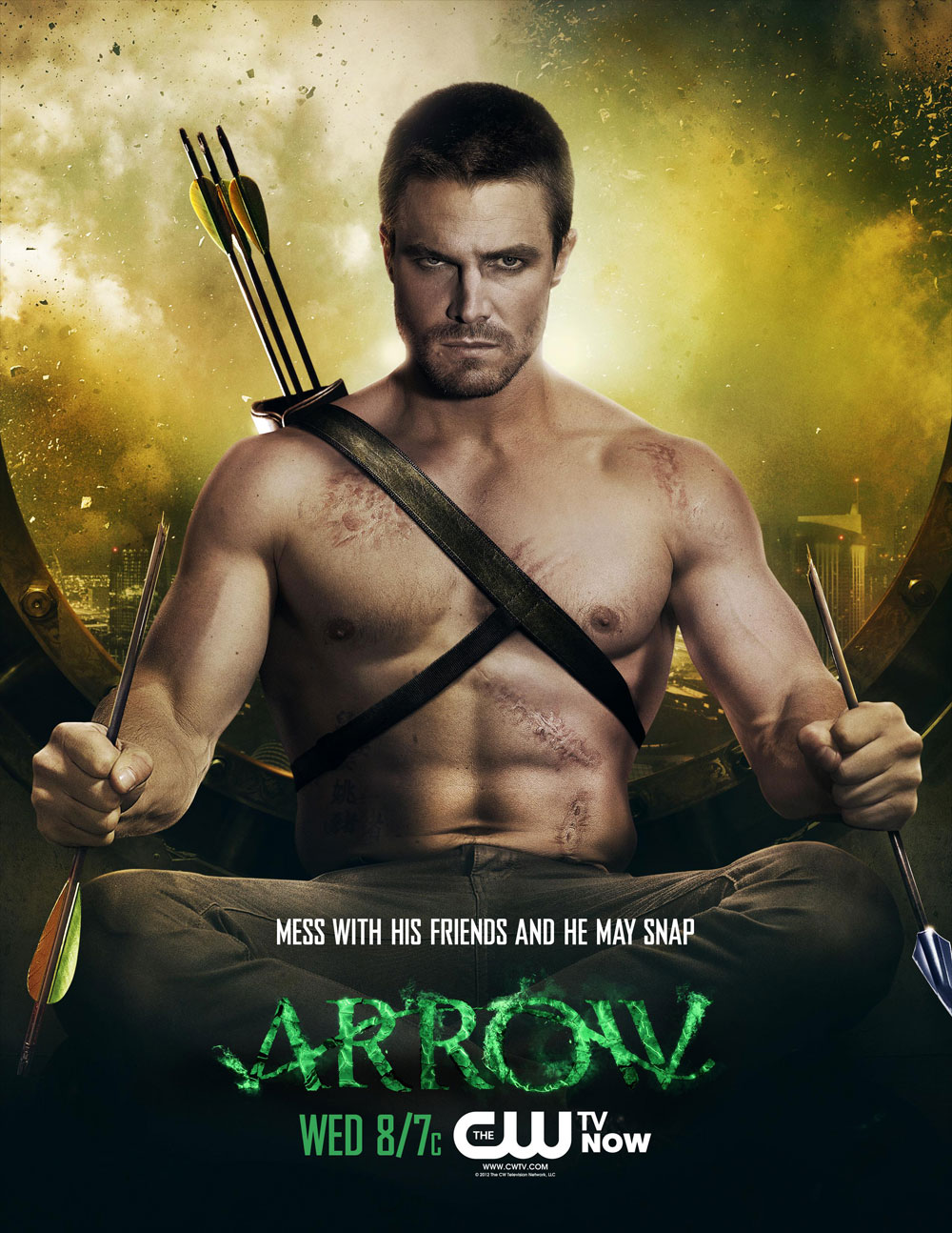 xem phim Mũi Tên Xanh 2 - Arrow Season 2 2013 full hd vietsub online poster