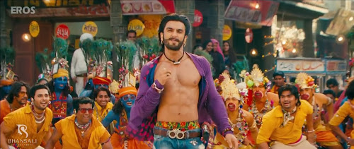 Tattad Tattad - Ramleela (2013) Full Music Video Song Free Download And Watch Online at worldfree4u.com