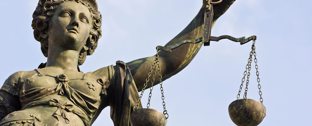 The lady of Justice