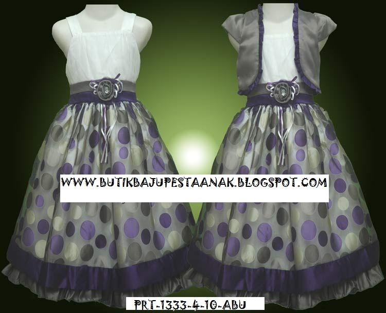 Butik Baju Pesta Anak Gaun Pesta Baby Dan Anak 2013 Retail | Foto foto