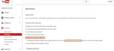 monetise setting youtube2