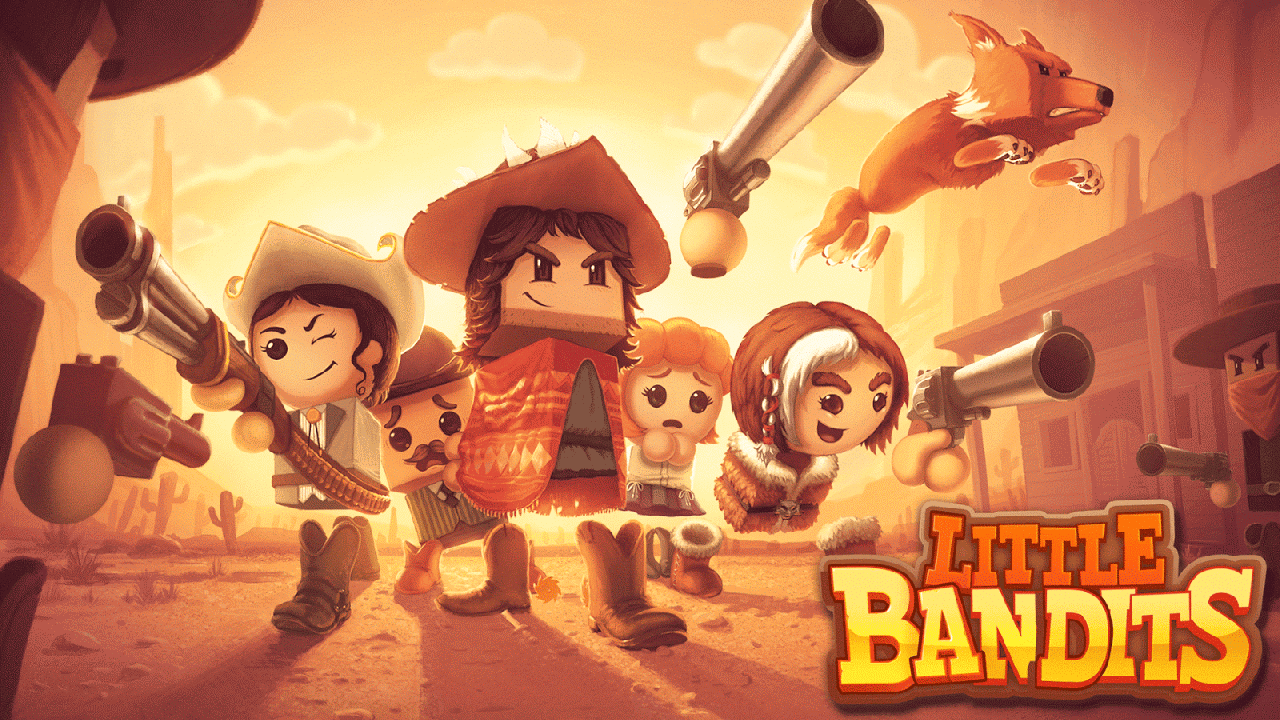 Little Bandits Gameplay IOS / Android