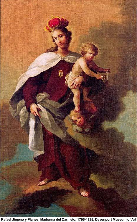 Notre Dame du Carmel dans images sacrée L%25E2%2580%2599ordre+Du+Carmel%252C+Et+Notre-Dame+du+Mont+Carmel