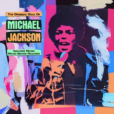 Michael Jackson - The Original Soul of Michael Jackson Cover