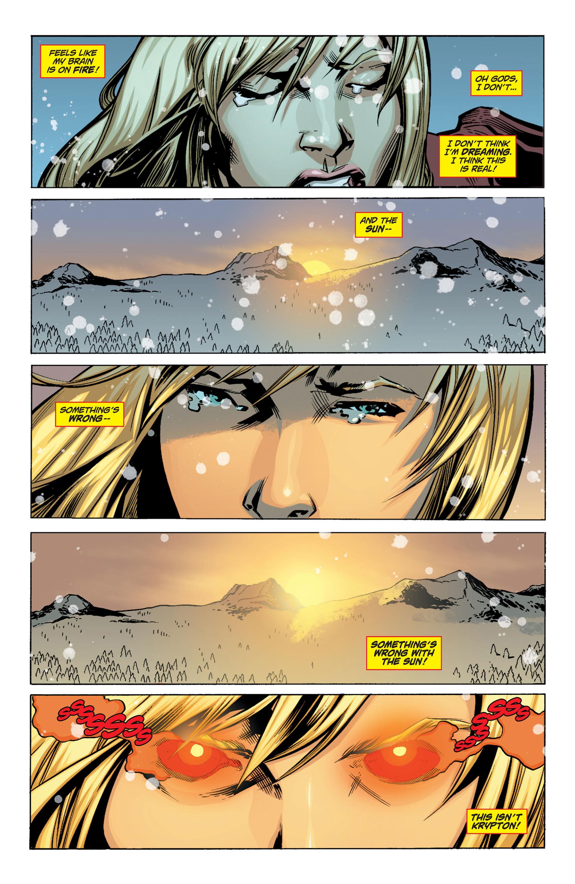 Supergirl (2011) Issue #1 #3 - English 11