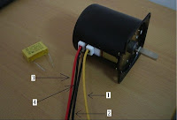 Ac Motor With 4 Wires