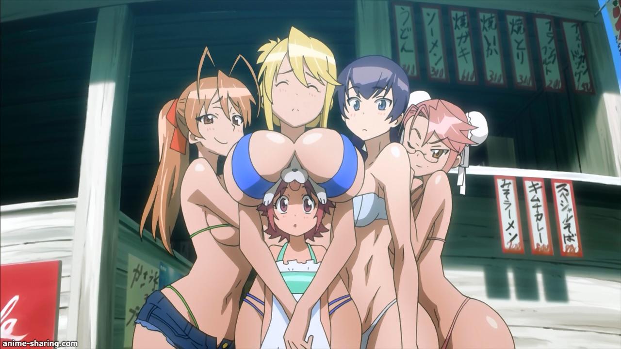 High School of the Dead OVA 01/01 - Sin Censura -